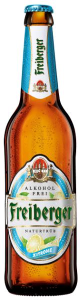 Freiberger Alkoholfrei Zitrone
